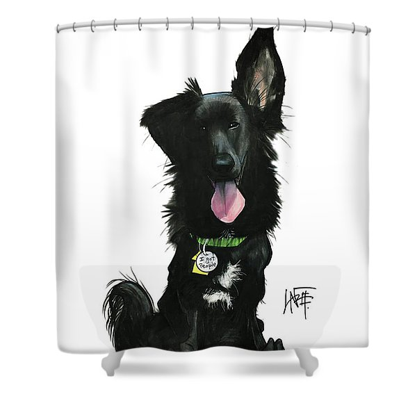 Prince 7-1480 Shower Curtain
