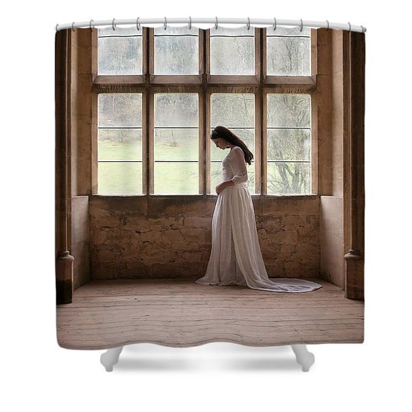 Princess In The Castle Shower Curtain