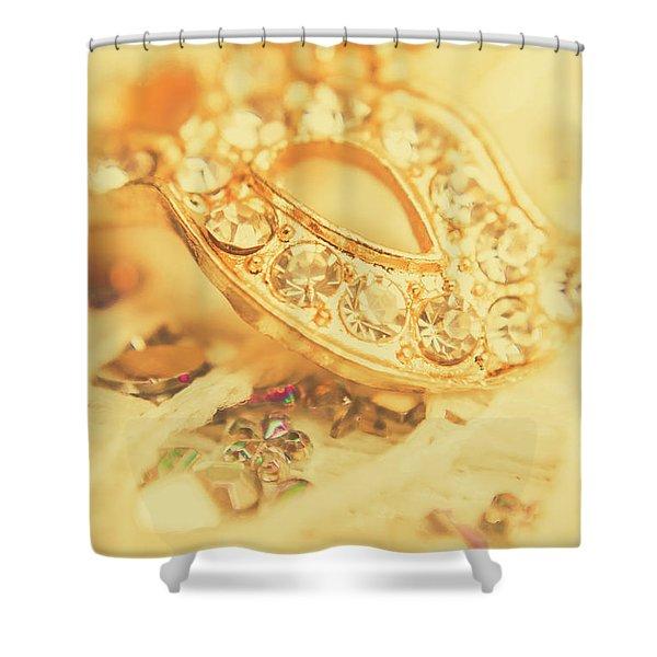 Princess Pendant Shower Curtain