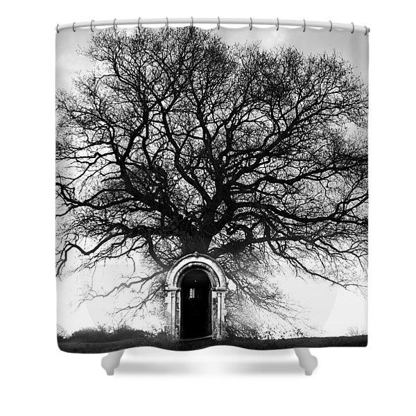 Principium Shower Curtain