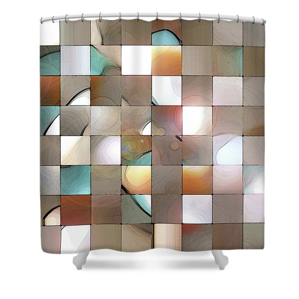 Prism 1 Shower Curtain