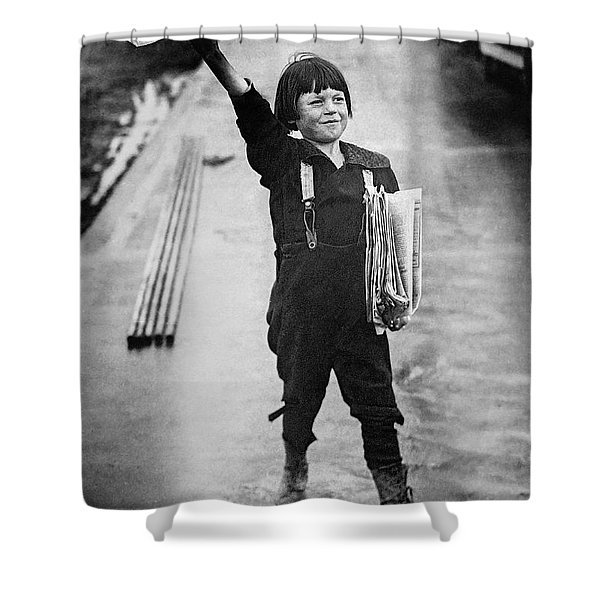 Prohibition Ends  Shower Curtain