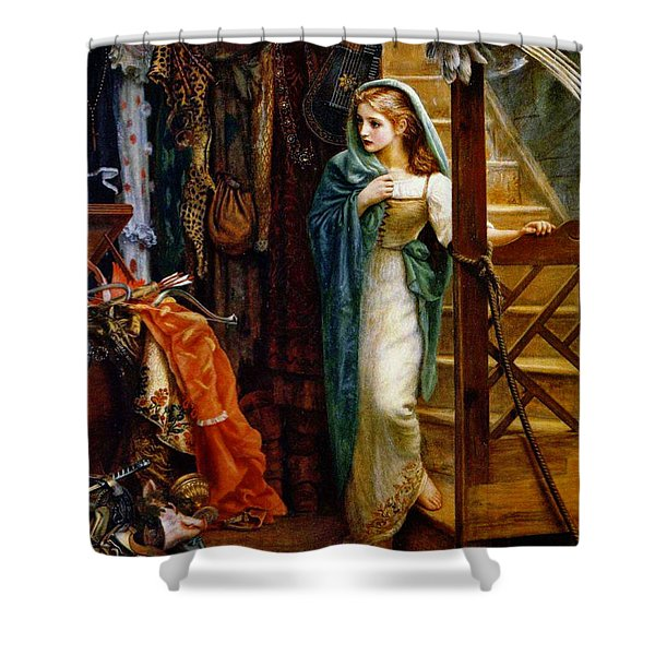 Property Room 1880 Shower Curtain