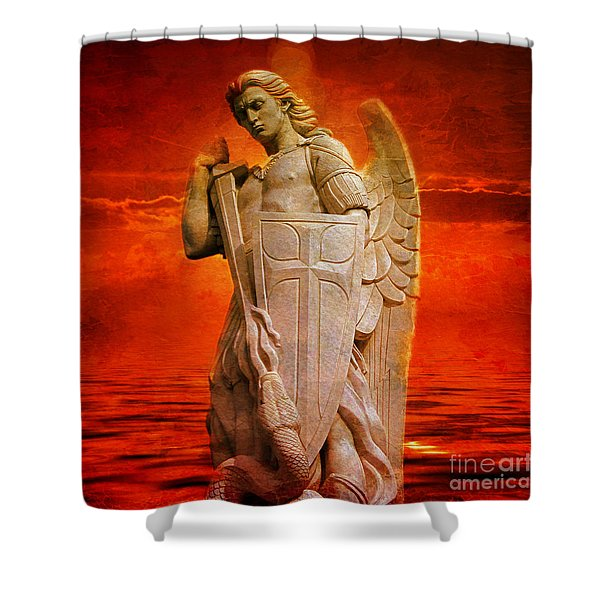 Protect Those Who Serve 2016 Shower Curtain