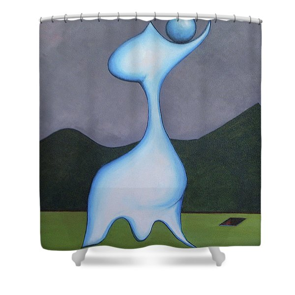 Protector Shower Curtain