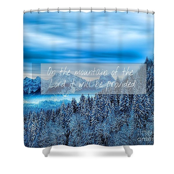 Provision Shower Curtain
