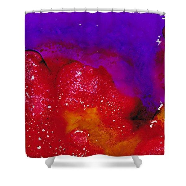 Purple 1 Shower Curtain