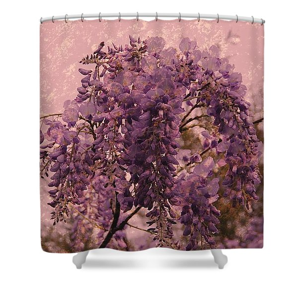 Purple Pleasures Shower Curtain