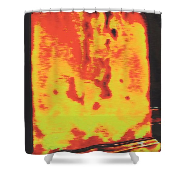 Putting Ego To Rest Shower Curtain