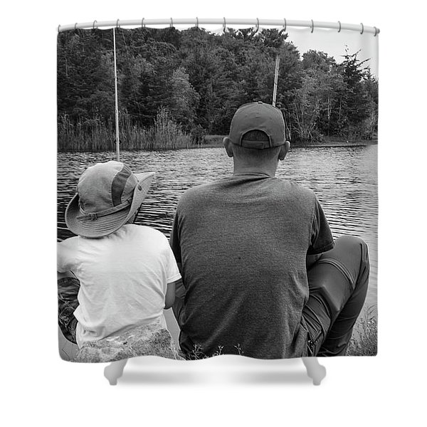 Quality Time... Shower Curtain