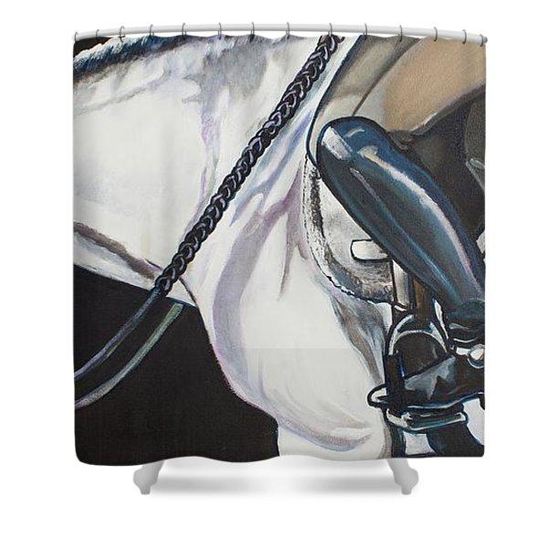 Quiet Ride Shower Curtain