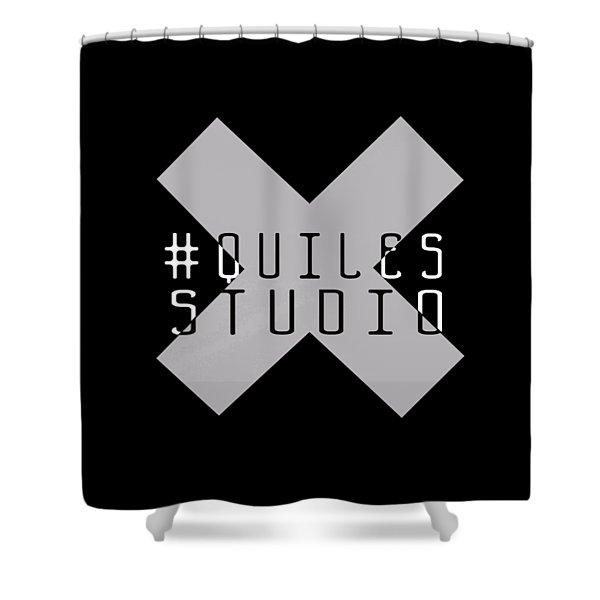 Quiles Studio Alternate Shower Curtain