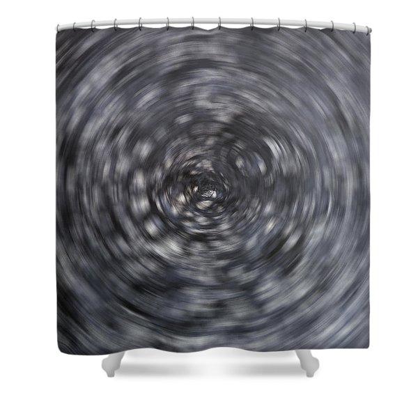 Rabbit Hole Shower Curtain