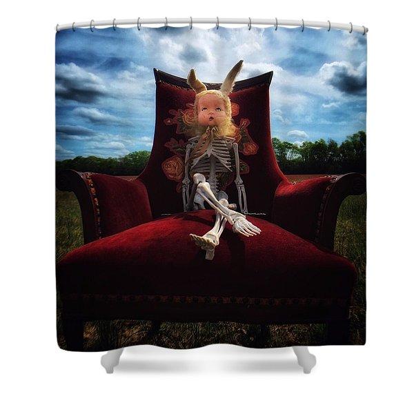 Wonder Land Shower Curtain