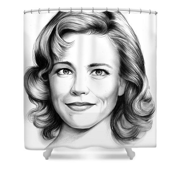 Rachel Mcadams Shower Curtain