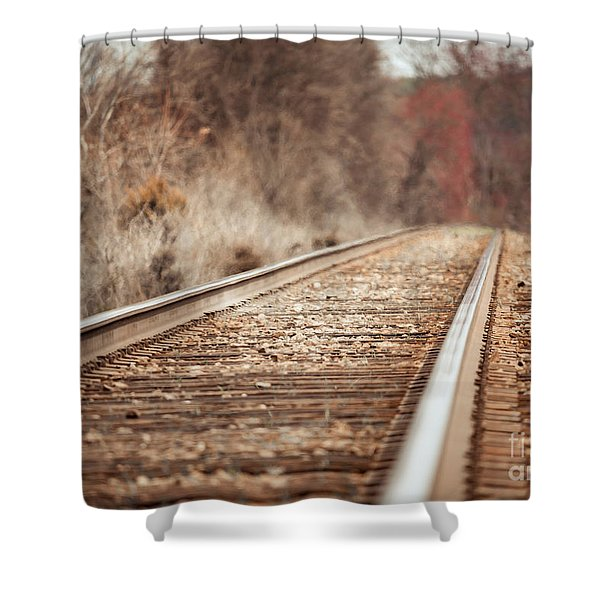 Rails Shower Curtain