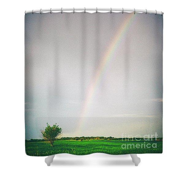 Rainbow #0157 Shower Curtain
