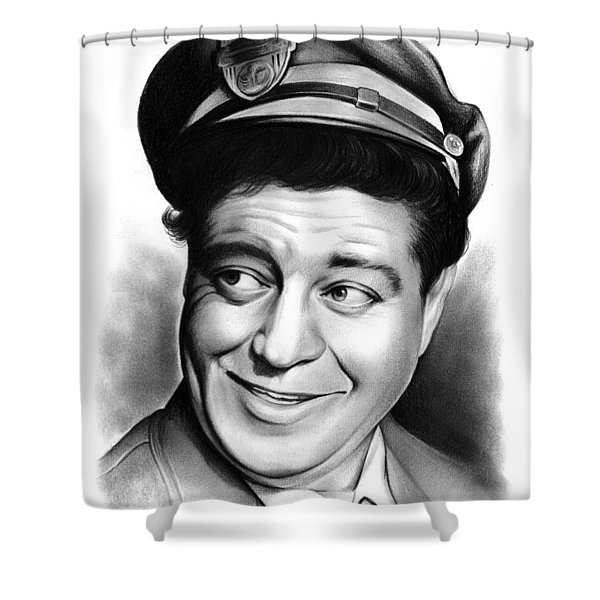 Ralph Kramden Shower Curtain