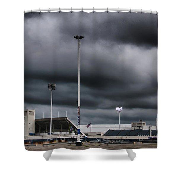 Ralph Wilson Stadium 5803 Shower Curtain