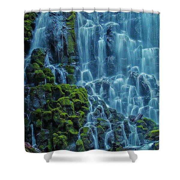 Ramona Falls  Shower Curtain