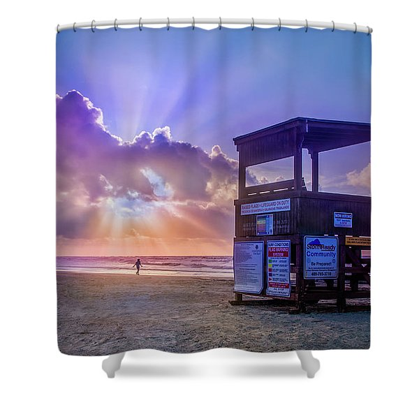 Ready For A Glorious Summer Shower Curtain