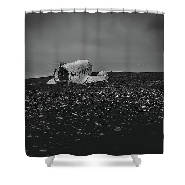 Ready For Departure Shower Curtain