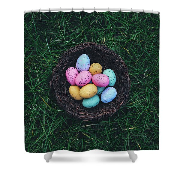ready for Easter Shower Curtain
