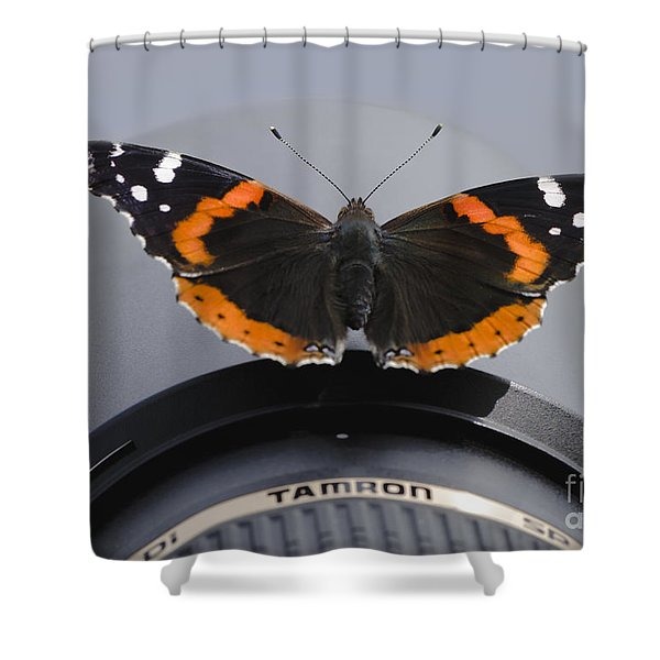 Ready For Takeoff Shower Curtain
