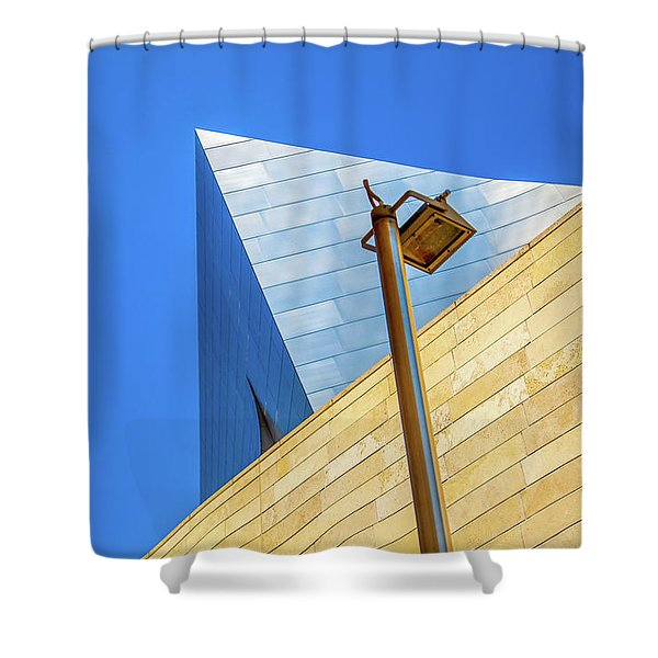 Reality Of Freedom Shower Curtain