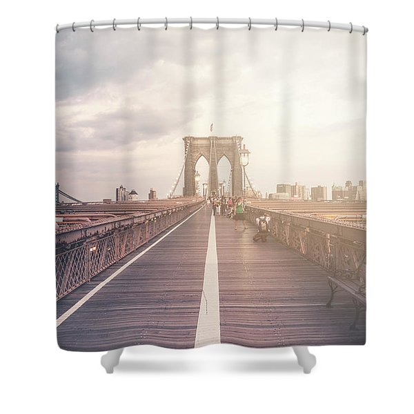 Realm Of Enlightment Shower Curtain