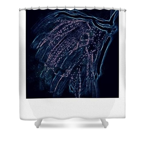 Reanimated  Shower Curtain