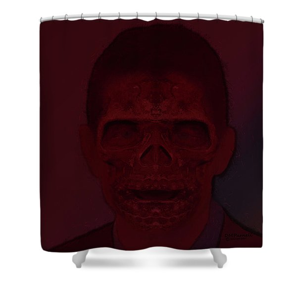 Reapercare Shower Curtain