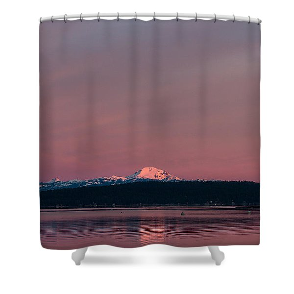 Reason To Get Out Of Bed Shower Curtain