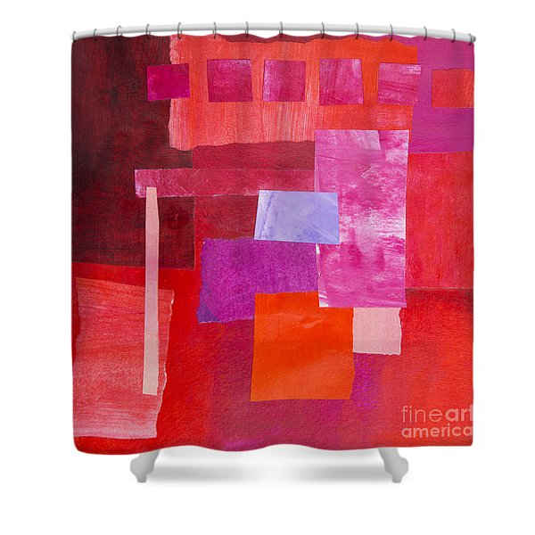 Red 2 Shower Curtain