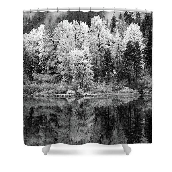 Reflected Glories Shower Curtain