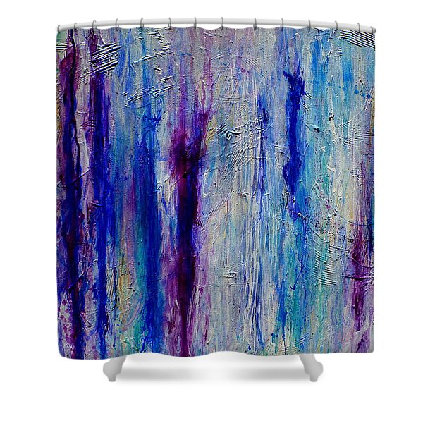 Reflections II Shower Curtain