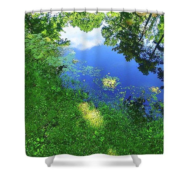 Reflex One Shower Curtain