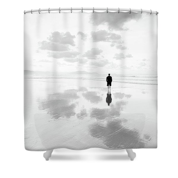 Reflexions Shower Curtain