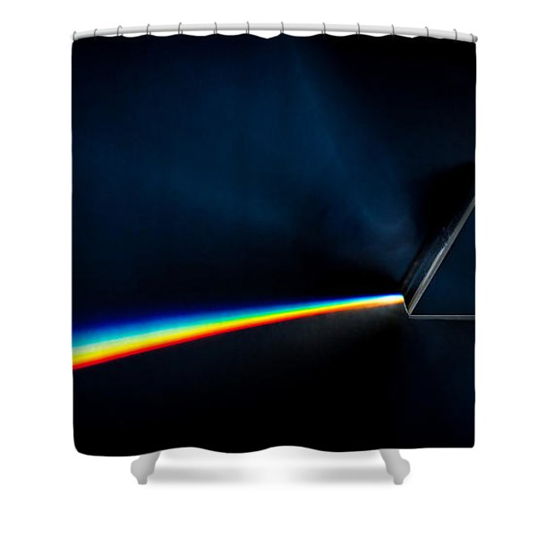 Refraction  Shower Curtain