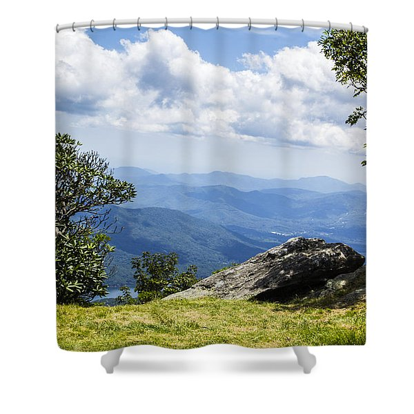 Relax And Take In The View Shower Curtain