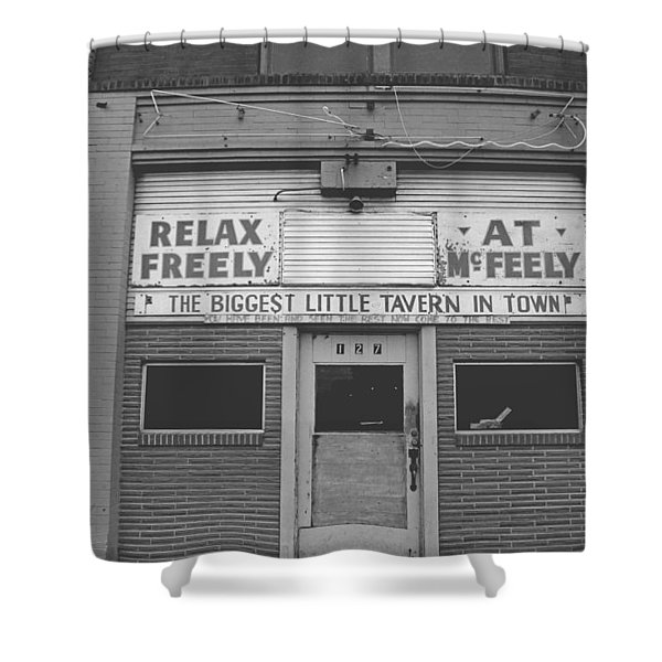 Relax Freely- Walla Walla Photography By Linda Woods Shower Curtain