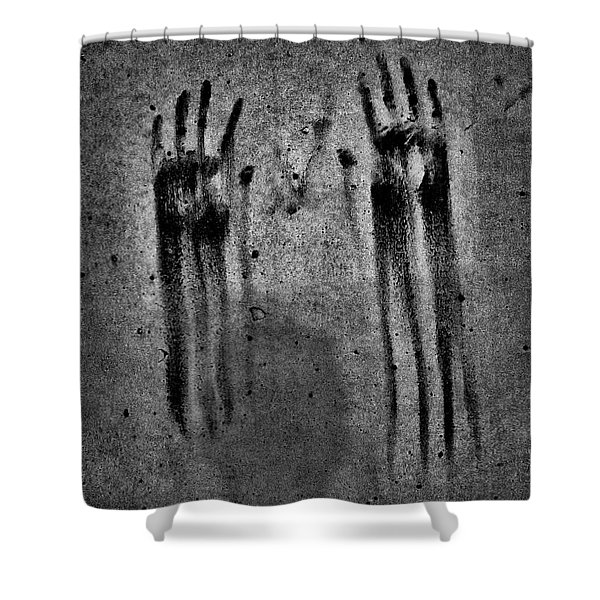 Release Shower Curtain
