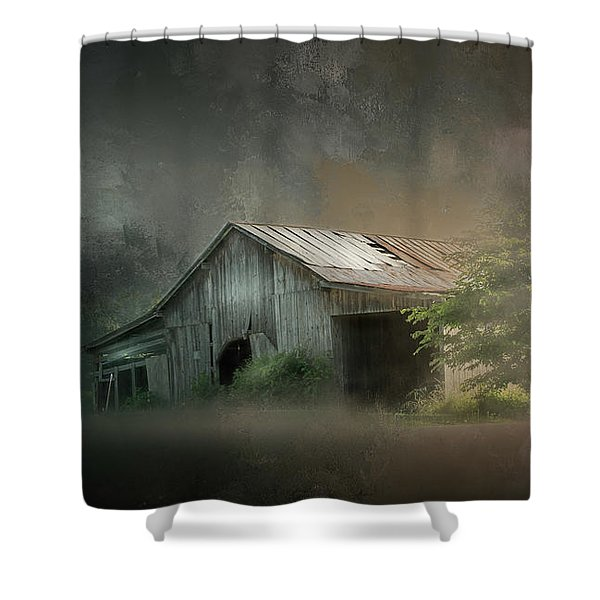 Relic Of The Past Shower Curtain