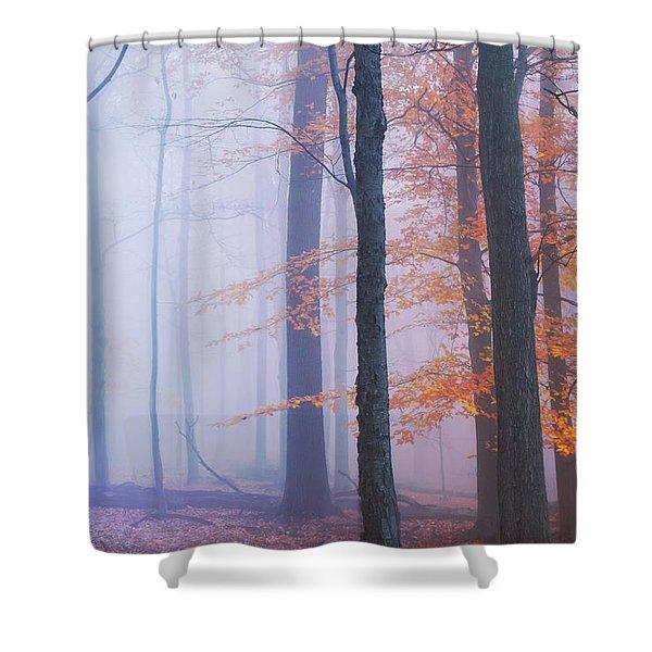 Remaining Yellow 2 Shower Curtain