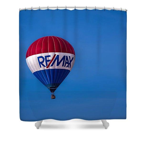 Remax Hot Air Balloon Shower Curtain