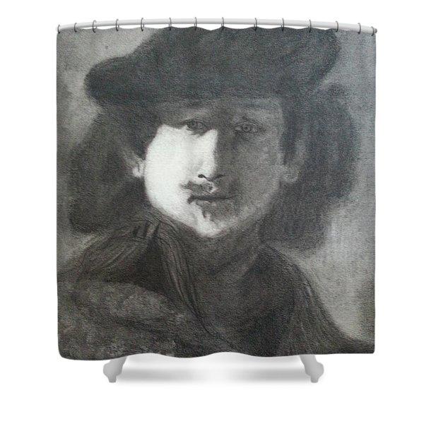 Rembrandt Shower Curtain