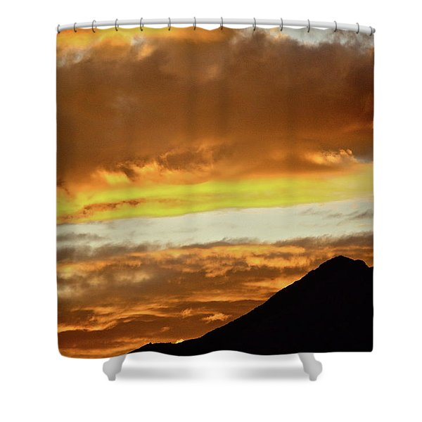Reminds Me Shower Curtain
