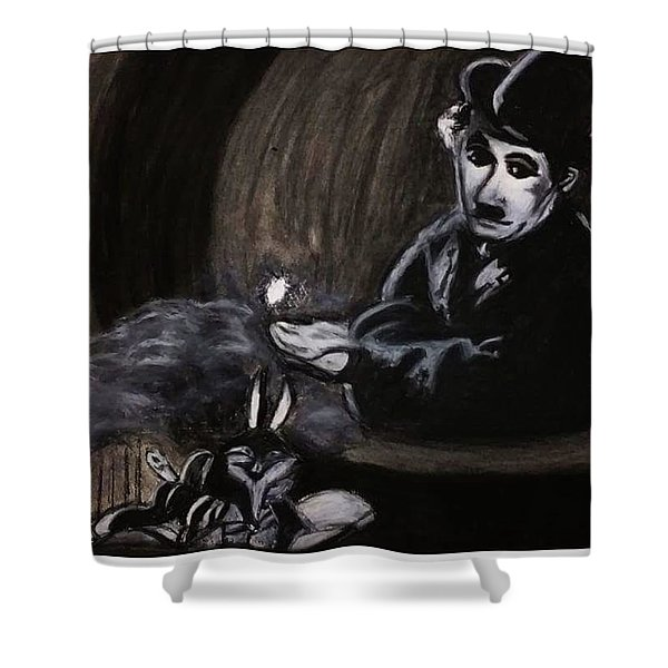 Renaissance Men Shower Curtain