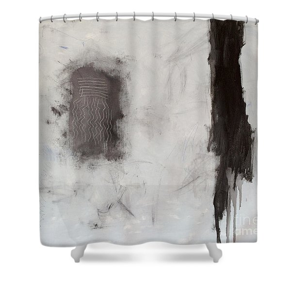 Rencontre Avec L'infini Shower Curtain