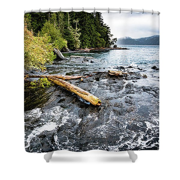 Renfrew Shoreline Shower Curtain